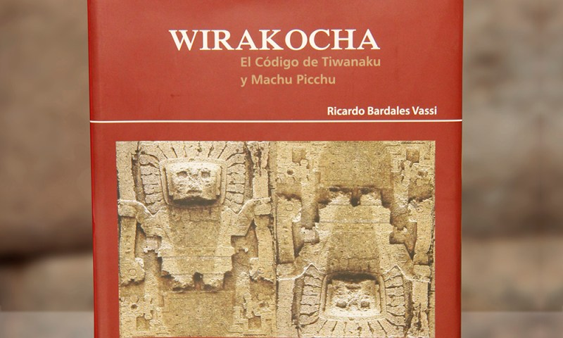 """Ministerio De Cultura Cusco Presenta Libro """"Wirakocha: El Codigo de Tiwanaku y Machupicchu"""""""