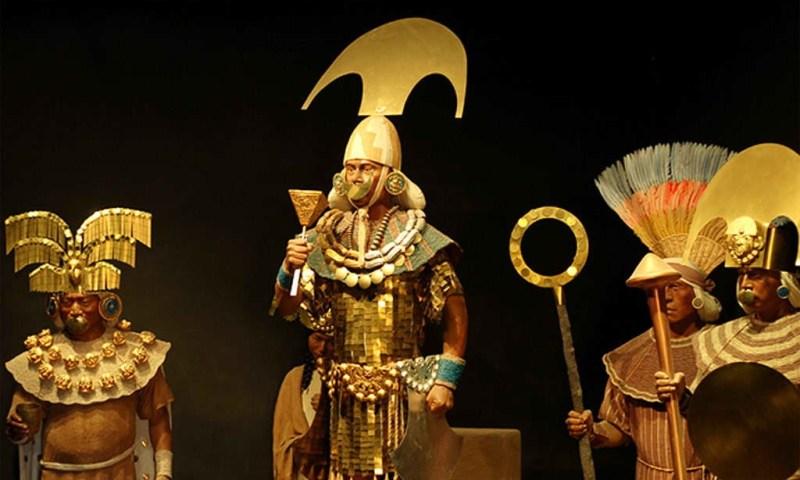 Señor de Sipán: el Tutankamon americano
