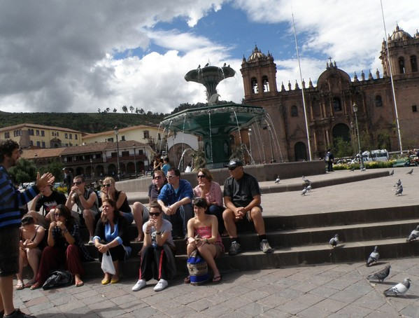 Over 2.6 million tourists visited Cusco in 2014