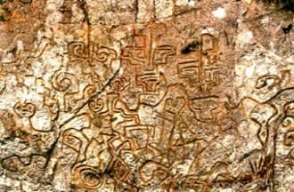 Petroglifos de Pusharo
