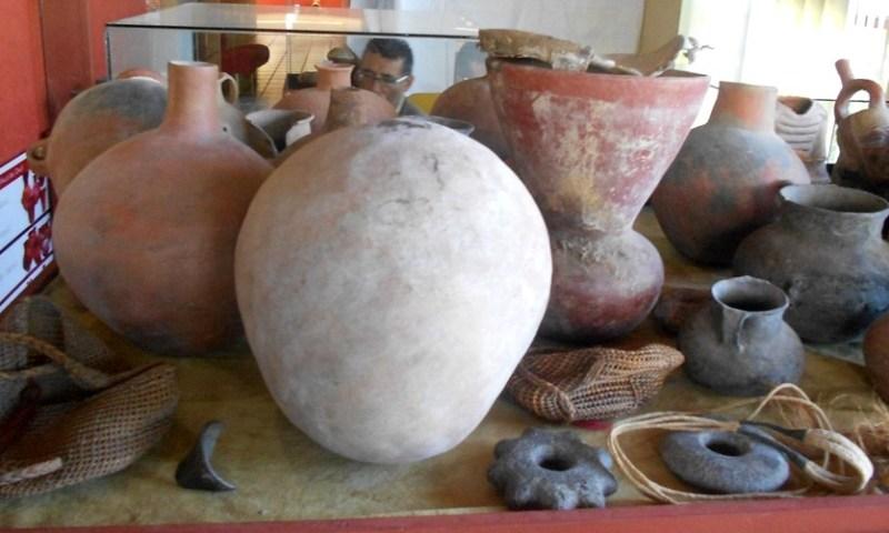 Entregan piezas arqueológicas a la Dirección de Cultura de Arequipa