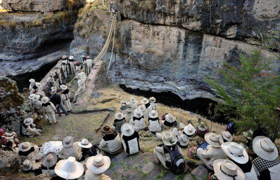 El renacer de las rutas sagradas del imperio inca