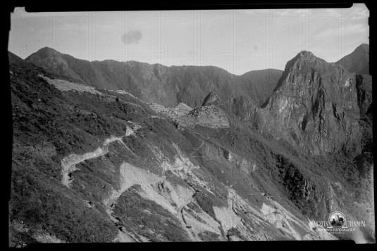 Martin Chambi Machu Picchu Carretera Construccion