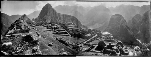 Martin Chambi Machu Picchu Panoramica completa