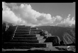 Martin Chambi Machu Picchu Vista Parcial