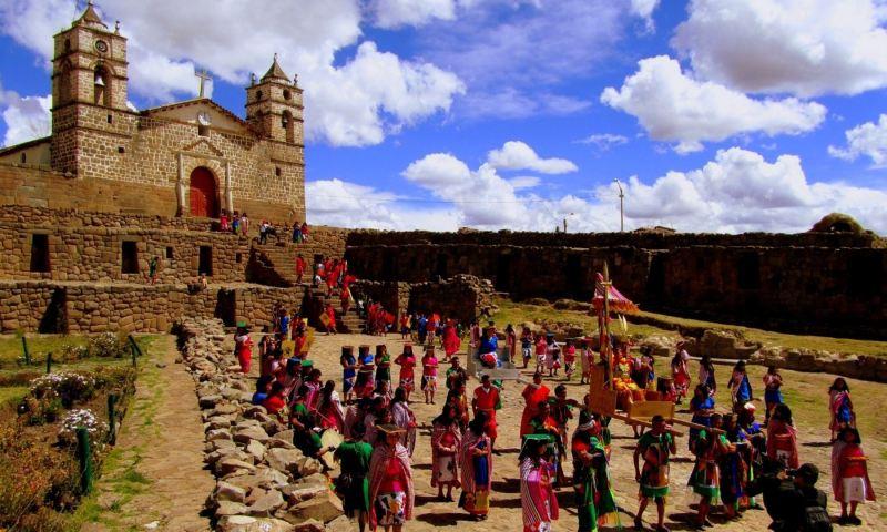 Declaran Patrimonio Cultural de la Nación sectores de Vilcashuamán