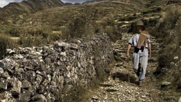 El 'Qhapaq Ñan' o Camino Inca fue nombrado patrimonio cultural de la humanidad por la Unesco