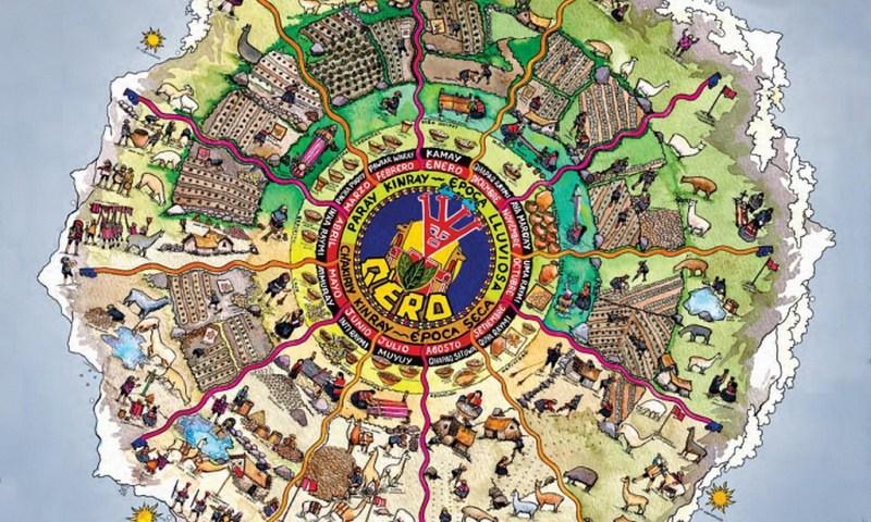 Calendario AgroFestivo Ritual desde la Cosmovisión Andino-Amazónica