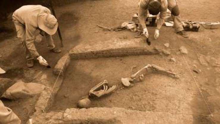 Hallazgo de importante personaje de 3,000 años en Cusco