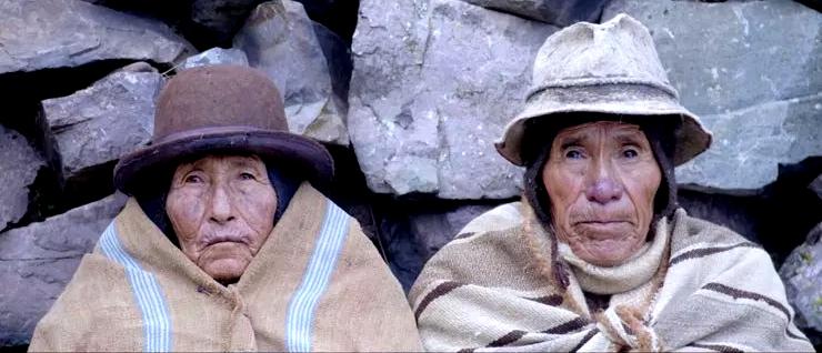 La adaptacion de los antiguos peruanos al clima de altura en los Andes