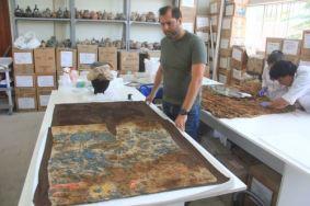 Gabriel Prieto lidera el equipo de investigación arqueológica que descubrió los restos humanos en Huanchaco.