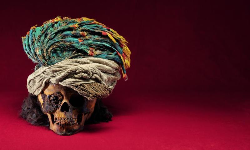 Descubren sacrificio masivo de niños en el antiguo Perú