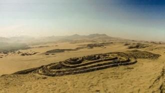 Sitio Arqueologico de Chankillo