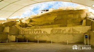 interno Acondicionaran circuito turistico de complejo El Brujo en Trujillo