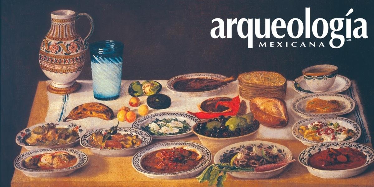 Picante y sabroso el chile en la cocina mexicana  Arqueologa Mexicana
