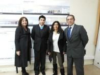 Titulación del Sr. Juan Carlos Vega
