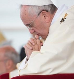 14-09-2014 Papa Francesco Sacrario Militare Redipuglia