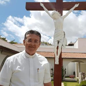 Dom Edilson Nobre. Bispo referencial da Pastoral da Comunicação no Regional NE IV.