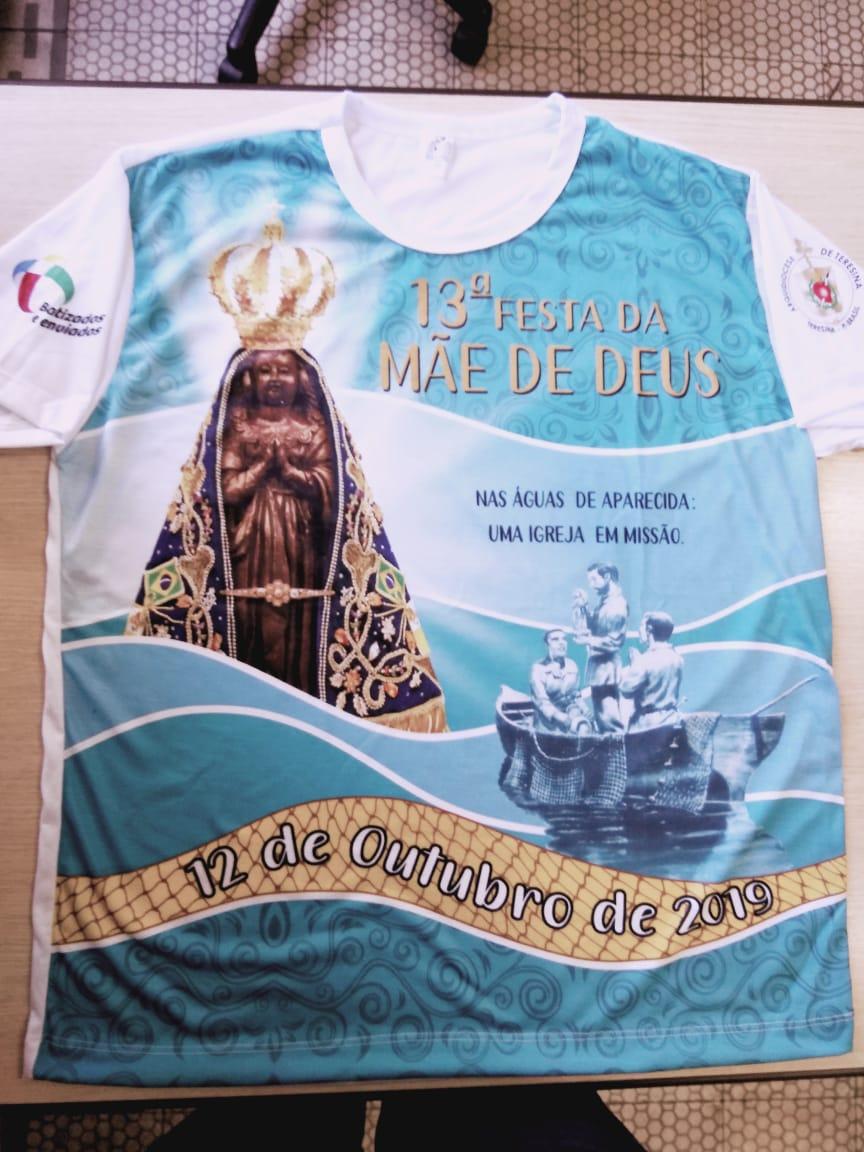 camisa mae de deus 2109