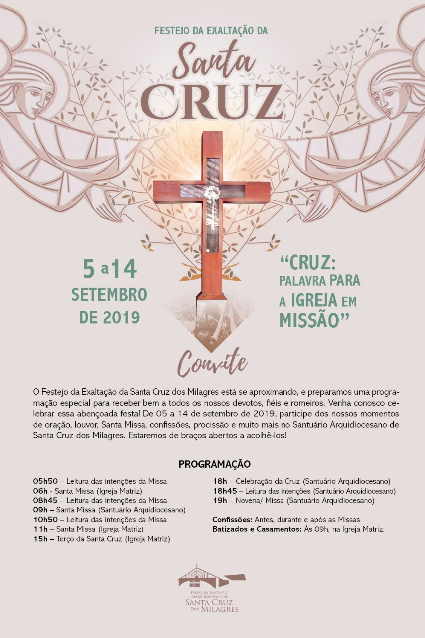 exaltação da cruz