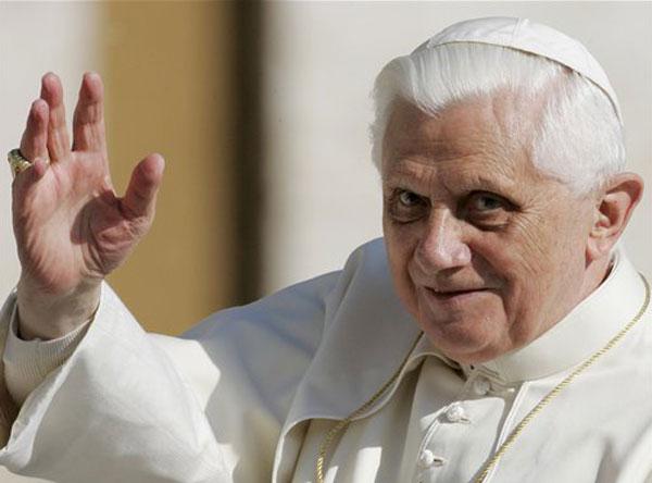 Benedicto XVI cuenta su pontificado en un libro-entrevista que saldrá en septiembre