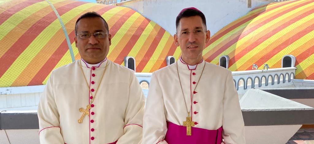 Nuevo Obispo Auxiliar