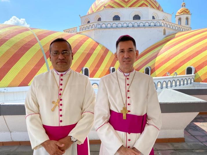Nuevo Obispo para Manabí