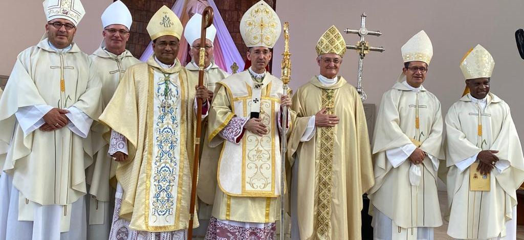 Ordenación de Mons. Vicente Saeteros Sierra