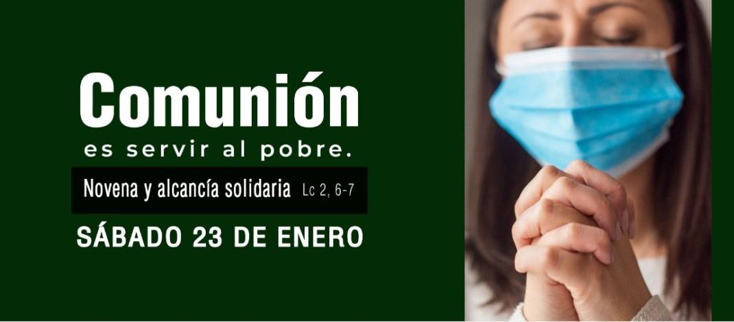 Enero 2021 #AñodelaComunión