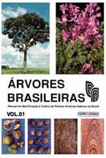 Árvores Brasileiras Vol. 01