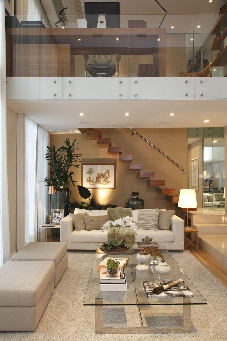 Salas con doble altura