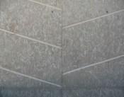 muro de hormigón visto en Vigo