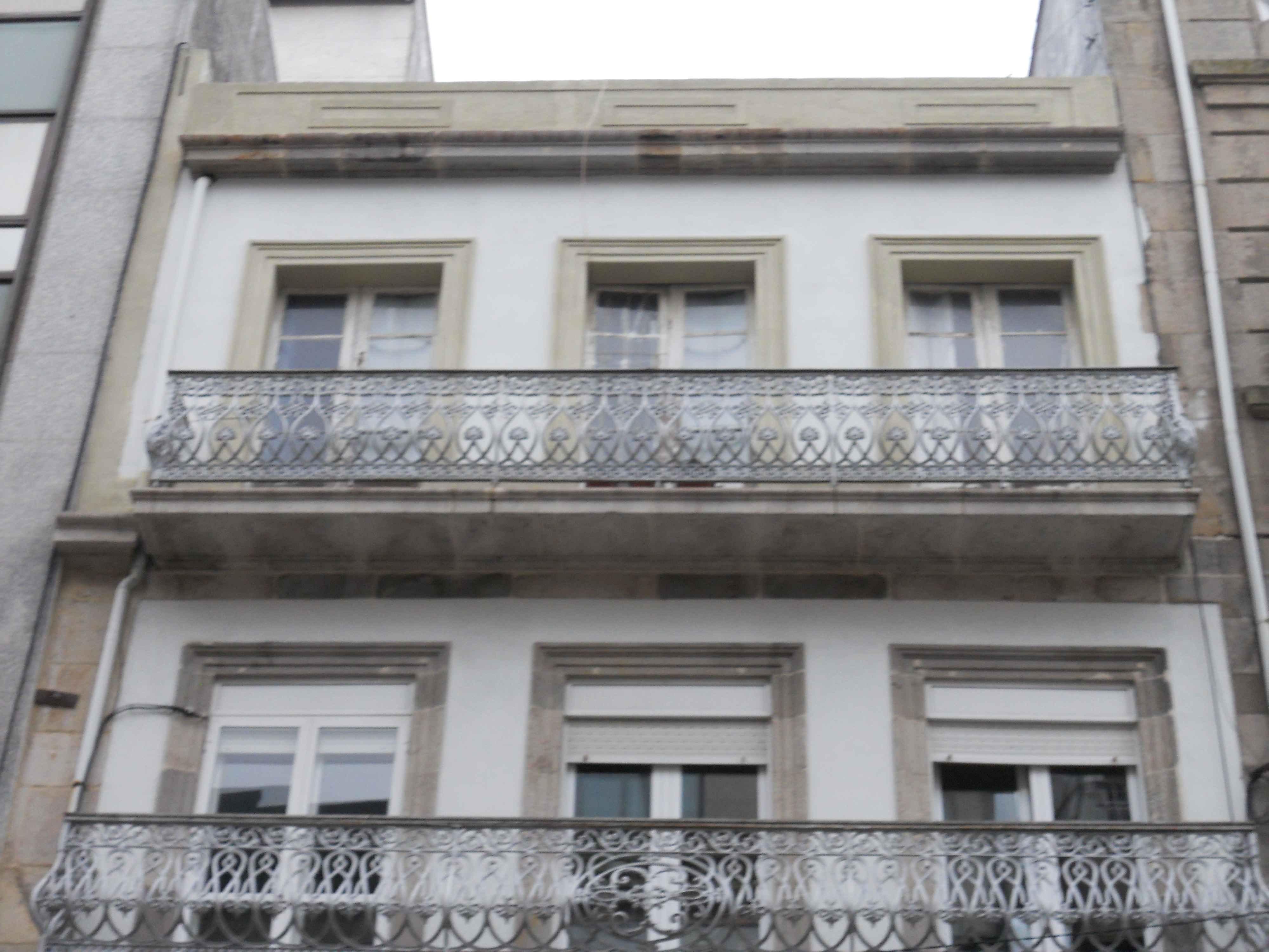 Arquitectos En Vigo Proyecto De Sustitucin De Vivienda  # Muebles Sirvent Vigo
