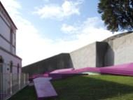 perspectiva-exterior-naranjo-morado-centro-socio-cultural