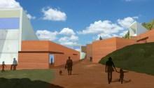 calle-eje-horizontal-rehabilitacion-mas-de-arsis-monroyo-centro-interpretacion-arquitectos-zaragoza-stamm-pousa-curras-matarrana-spanish-architecture