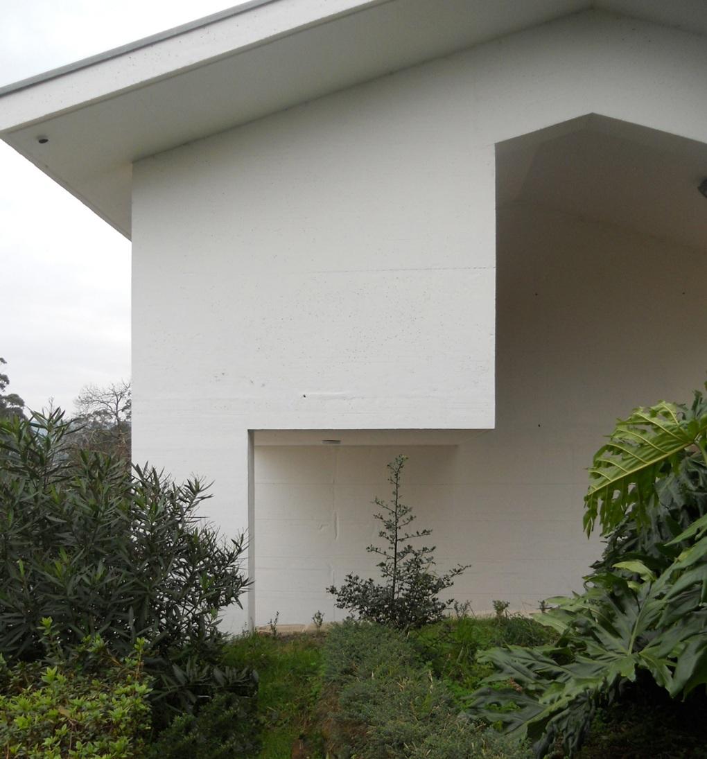 Casa en beluso bueu tambi n preseleccionada por el colegio de arquitectos para los premios de - Arquitectos en vigo ...