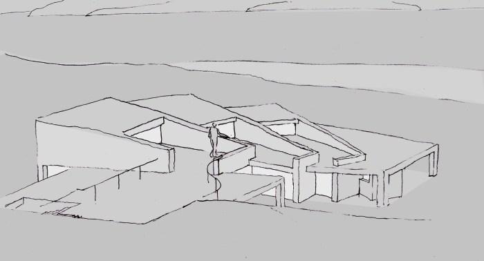 croquis-concha-cubierta-mirador-arquitectura-vivienda-redondela-arquitecto-moana-arquitecto-vigo