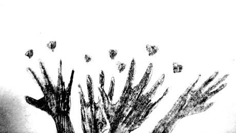 mural-chuvia para un magosto de castiñeiros queimados- rodrigo curras-arquitecto