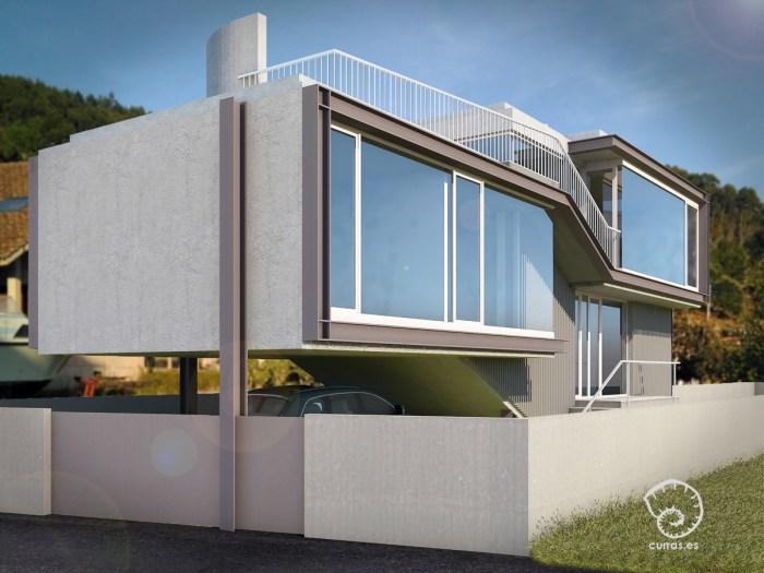vivienda-domaio-moana-vigo-diseno-arquitecto-acero-vidrio-elevada