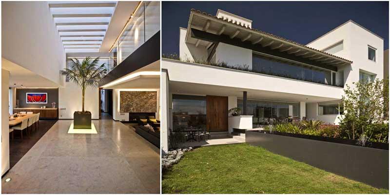 Casa rio hondo a a a almaz n y arquitectos asociados for Interiorismo almazan