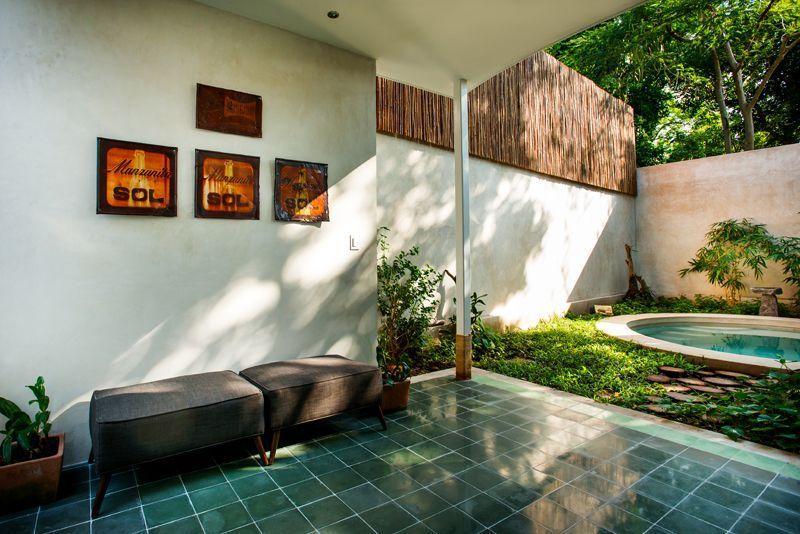 Casa del arbol taller estilo arquitectura for Arboles para interior casa