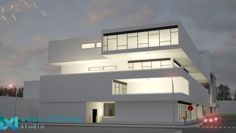 Cine Monterrey - ArquitectualStudio