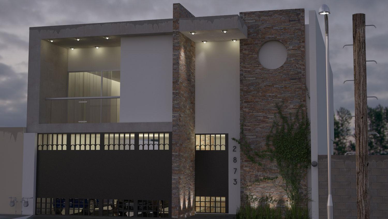Casa Sánchez - ArquitectualStudio