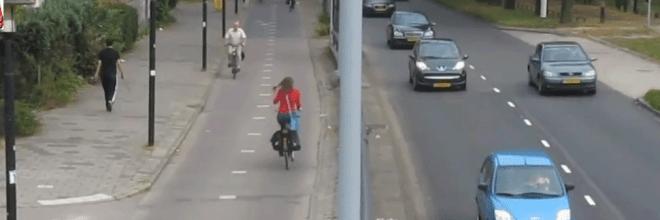 Cómo consiguieron los holandeses sus carriles de bici de alta calidad?
