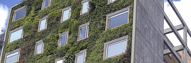 Ecosistemas verticales por Paisajismo Urbano