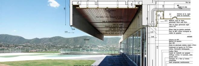 6 Ejemplos en la representación arquitectónica de los detalles constructivos