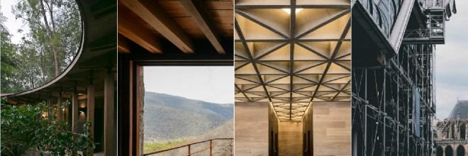 Fotógrafas y Fotógrafos Mexicanos que registran la arquitectura contemporánea