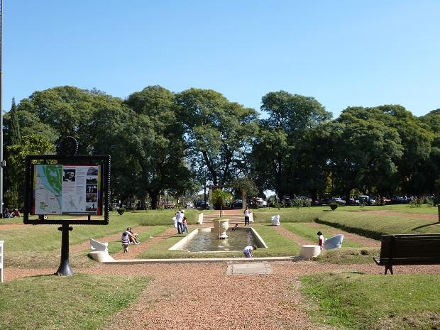 El Parque Independencia de Rosario 1a parte