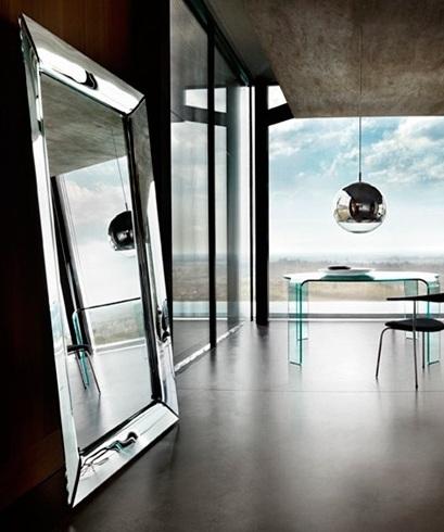 Espejo Caadre diseo de Philippe Starck  Arquitectura de