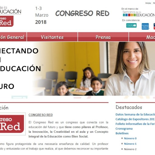 Congreso RED